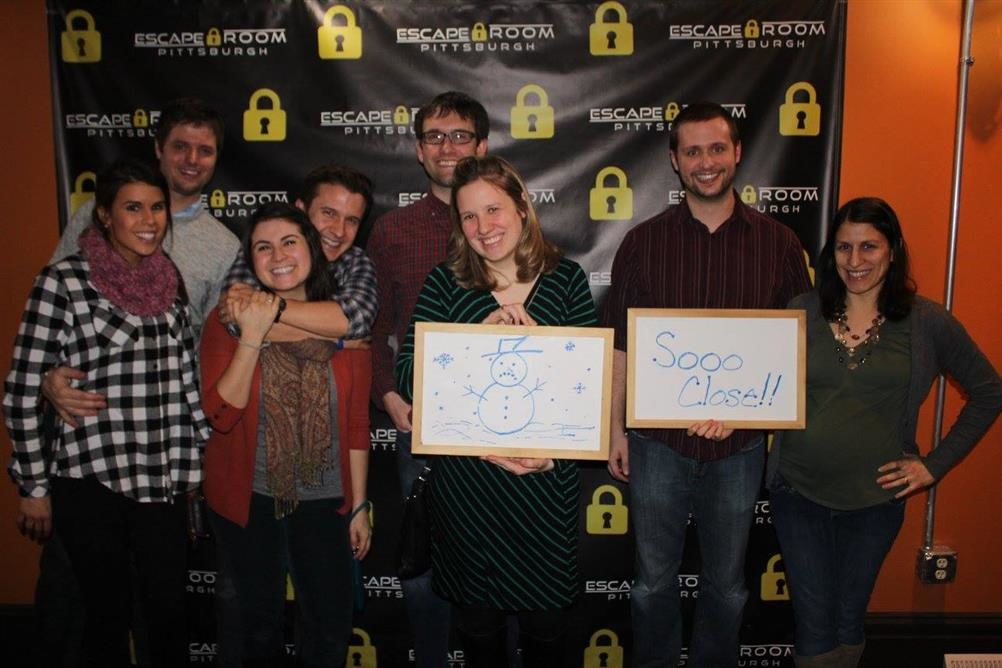 Escape Room Pittsburgh - Pennsylvania Haunted Houses