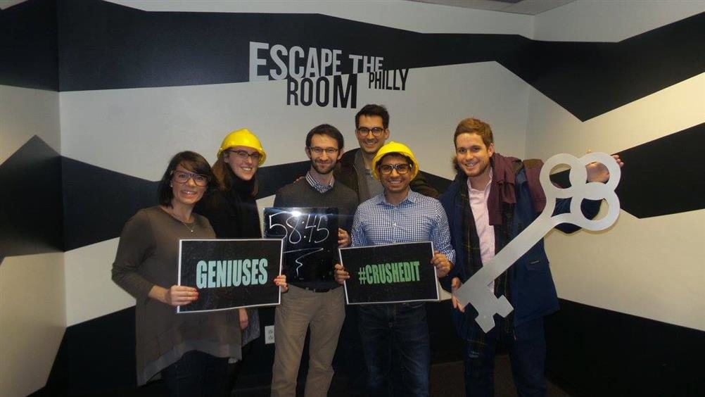 Escape Room Philadelphia Walnut Street