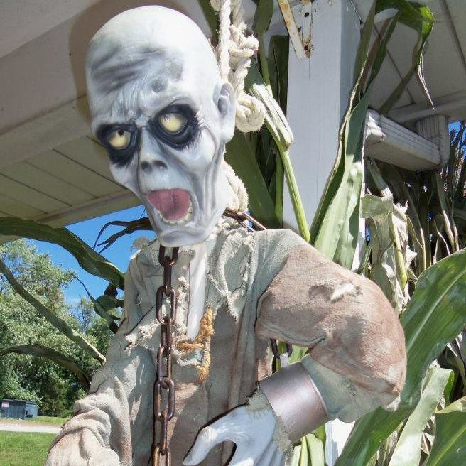 Haunted Places In Pa Halloween: Haunted Mini Golf At Hopewell Windmill