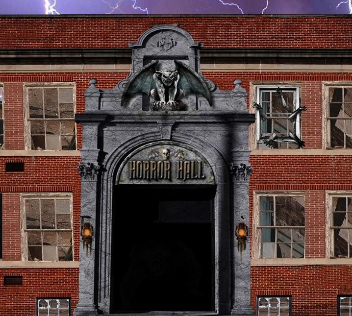 Haunted Places In Pa Halloween: Horror Hall West Nanticoke, PA Photos & Videos