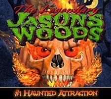Jason's Woods in Lancaster, PA - Pennsylvania Haunted Houses