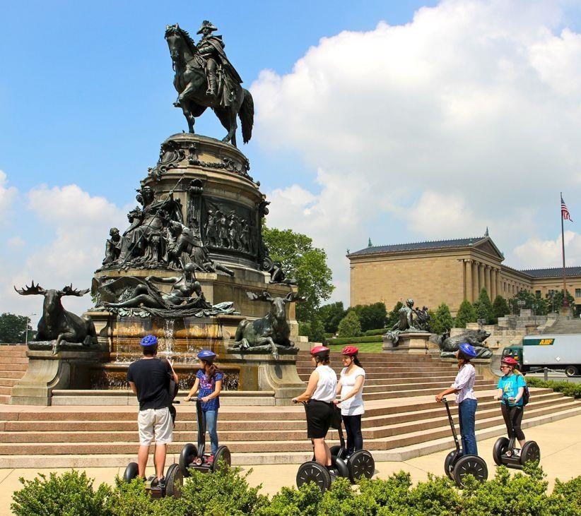 Haunted Places In Pa Halloween: Philadelphia Segway Ghost Tours