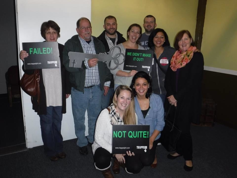 Escape The Room Philly Puzzles