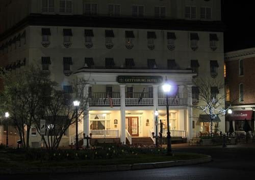 Located In The Heart Of Historic Gettysburg This Hotel Dates Back To 1797 And Is Rumored Be Haunted By A Ghost Named Rachel Among Other Spirits
